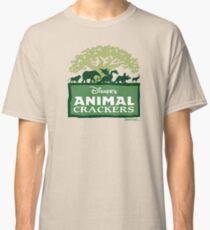 Disner's Animal Crackers! -- Animal Kingdom Parody Classic T-Shirt