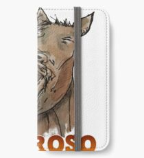 Powerful Horse Vinilo o funda para iPhone