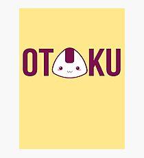OTAKU Photographic Print