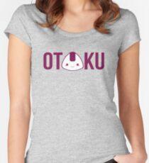 OTAKU Women's Fitted Scoop T-Shirt