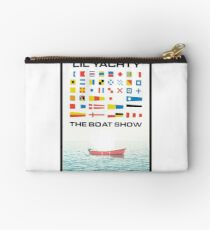The Boat Show  Studio Pouch