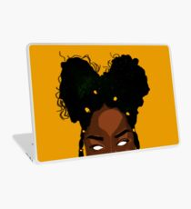 Magic Puffs Laptop Skin