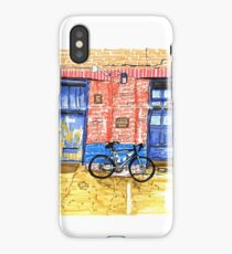 Like to ride iPhone Case
