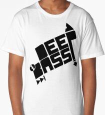Deep Bass Long T-Shirt