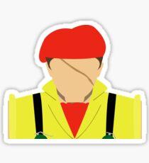 Rolento Vector Sticker