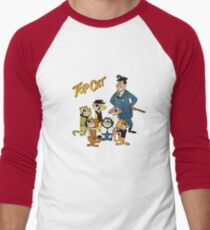 Top Cat, Vintage Retro Cartoon, summer  T-Shirt
