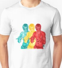 Triple Bruce Unisex T-Shirt
