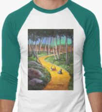 Memories Of Oz Men's Baseball ¾ T-Shirt