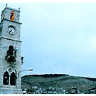 Nablus Dusk by Susanna Bennett
