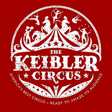 The Keibler Circus (aged look) by KRDesign