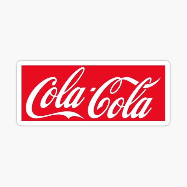 Off Series: Cola-Cola Sticker