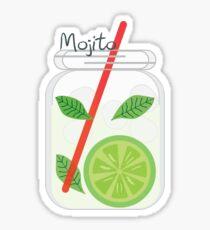 Mojito Sticker