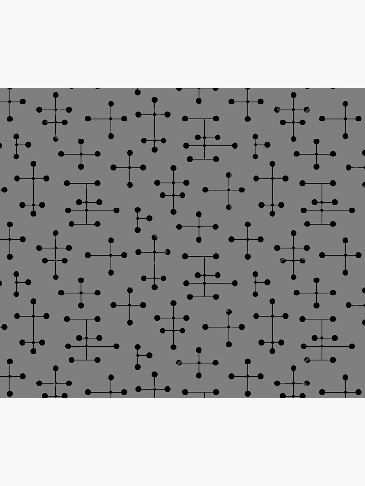 Midcentury Modern Dots 111 by Makanahele