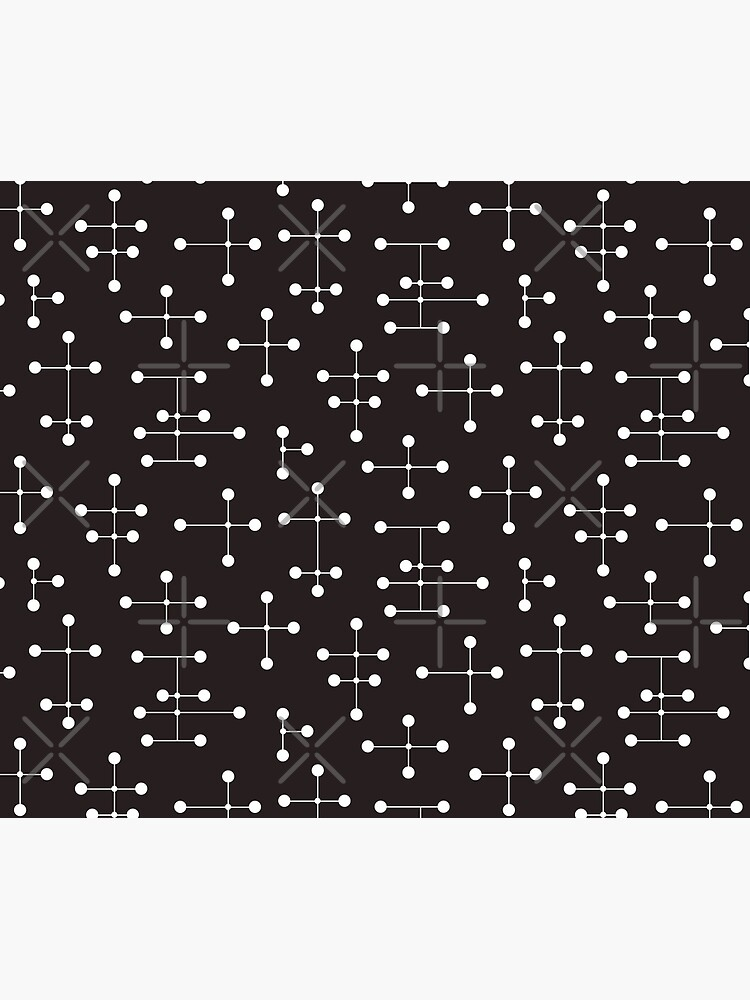 Midcentury Modern Dots 22 by Makanahele