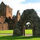 Sweetheart Abbey by RedHillDigital