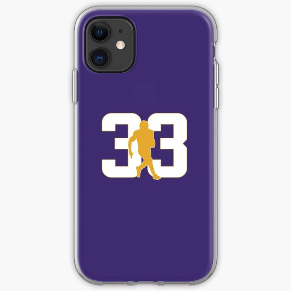 Dalvin Cook Vikings iPhone Soft Case
