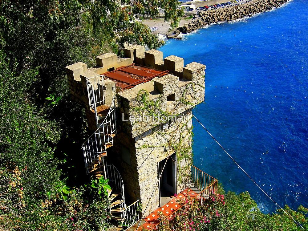 Amalfi Coast by Leah Homan