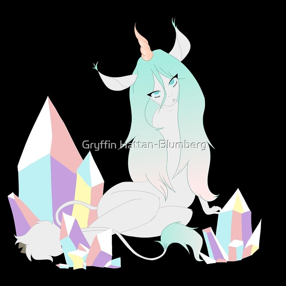 crystal keeper by Gryffin Hattan