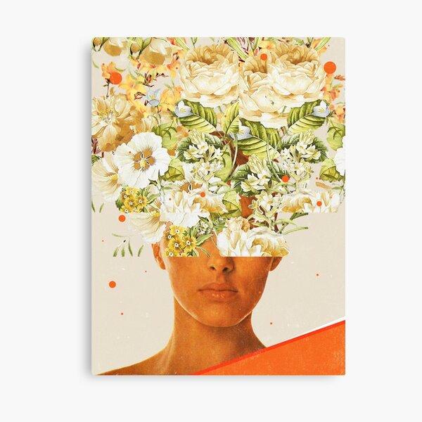 SuperFlowerHead Canvas Print