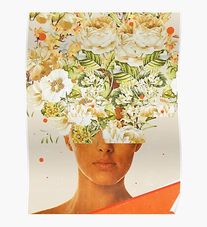 SuperFlowerHead Poster
