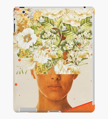SuperFlowerHead iPad Case/Skin