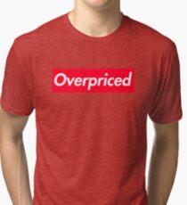 Overpriced - Exile Designs Tri-blend T-Shirt