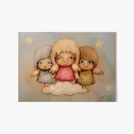 angel dust Art Board Print