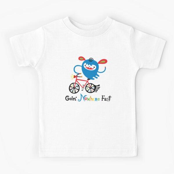 Going Nowhere Fast  Kids T-Shirt
