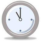 Clock Eleven by Henrik Lehnerer