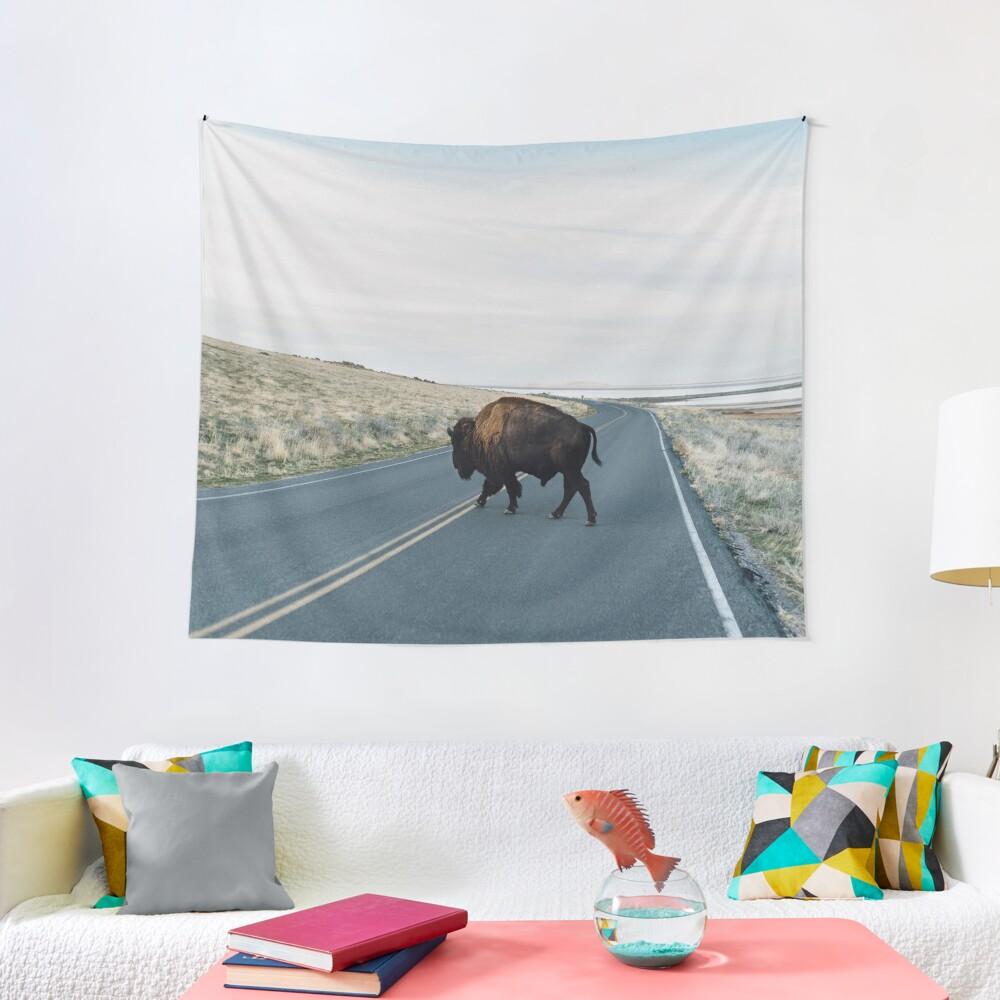 Seldom is Herd Tapestry