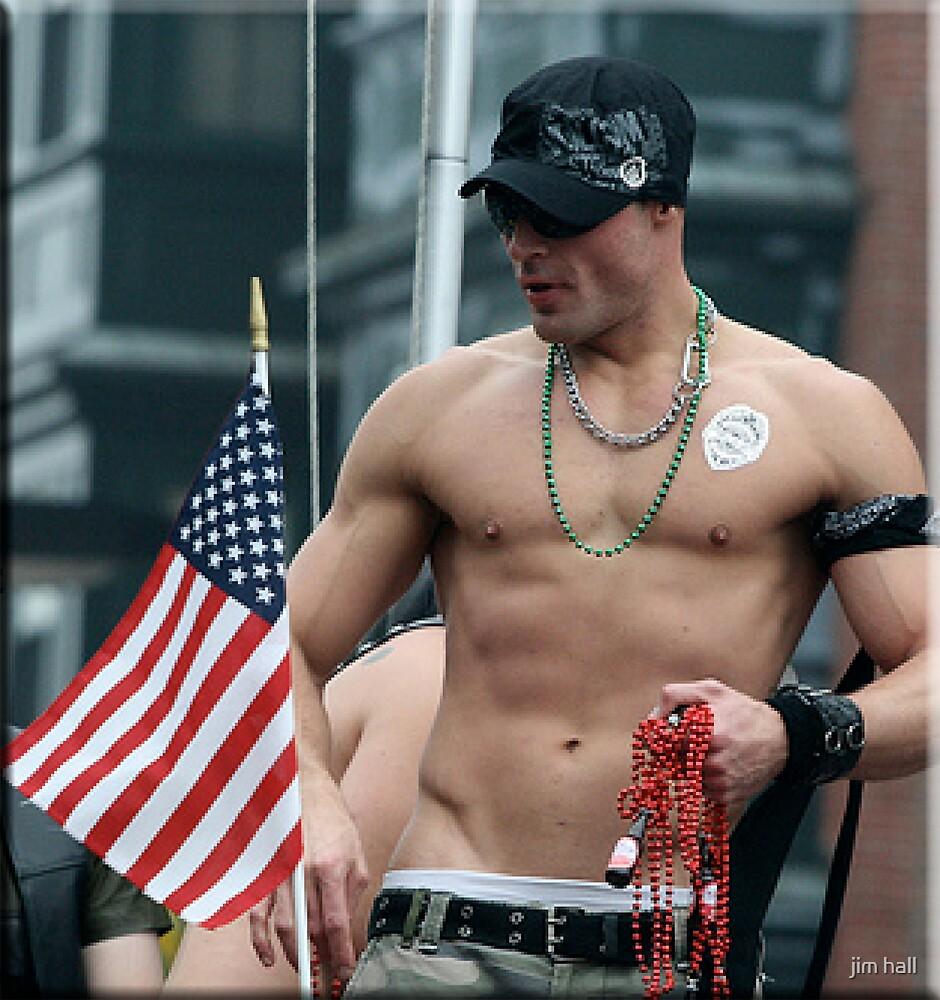 American Pride by jim hall
