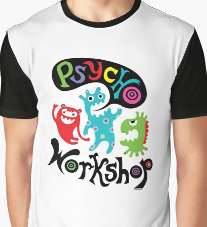 Psycho Workshop Graphic T-Shirt