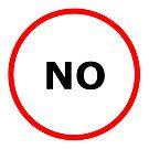 No Sign by Henrik Lehnerer