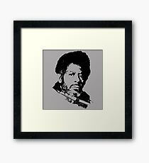 Saw Gerrera, Partisan Rebel Framed Print