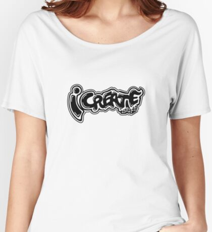 i create tags Women's Relaxed Fit T-Shirt