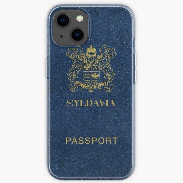 Syldavian Passport (iPhone case) iPhone Soft Case