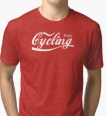 Enjoy Cycling Tri-blend T-Shirt