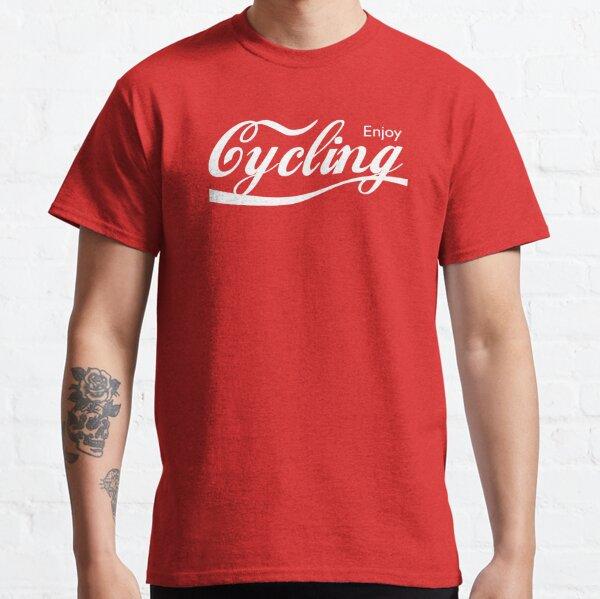 Disfruta del ciclismo Camiseta clásica