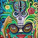 Mardi Gras Magic by Laura Barbosa