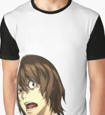 Goro Akechi is DISGUSTED Graphic T-Shirt