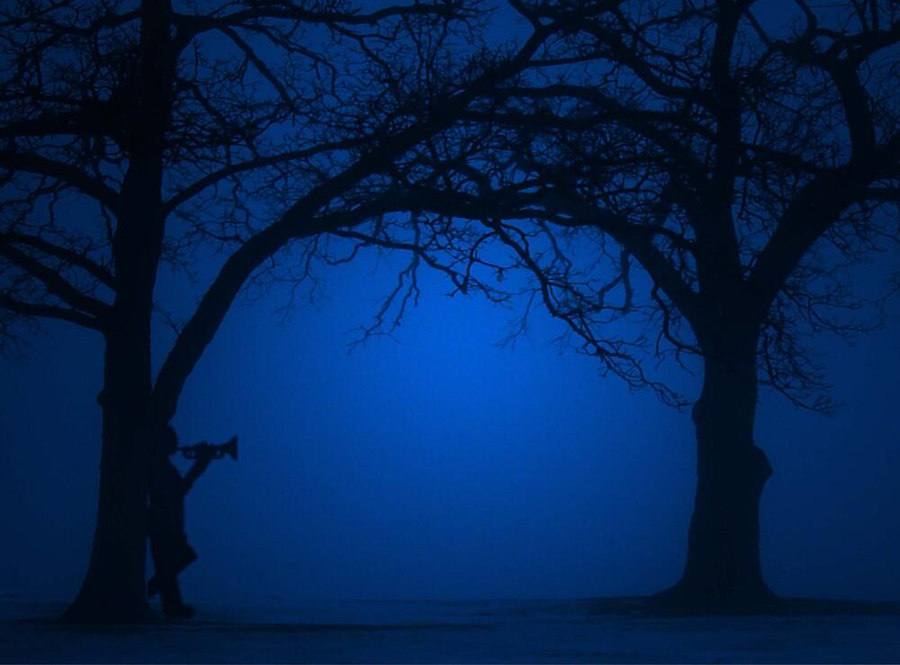 Feeling the Blue's by Daniela Reynoso Orozco