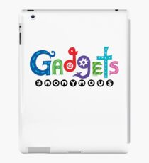 Gadgets Anonymous  iPad Case/Skin