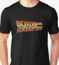 Born in the Noughties 00s - Back to the Future T-Shirt