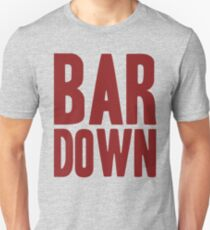 Bar Down - Ice Hockey Unisex T-Shirt