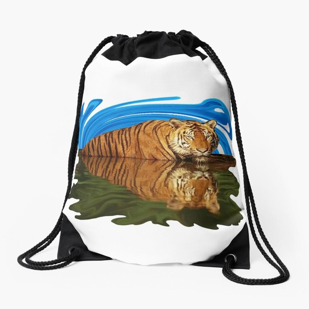 The Mirage Drawstring Bag