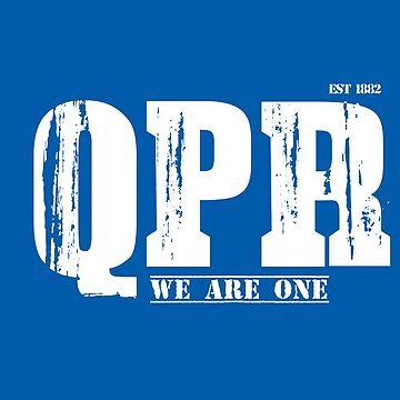 Queens Park Rangers QPR by inkstyl