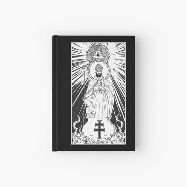 Saint Cyprian 2 Hardcover Journal