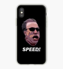 top gear Jeremy Clarkson speed iPhone Case