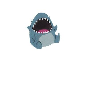 Anxiety Shark by leslieawicke