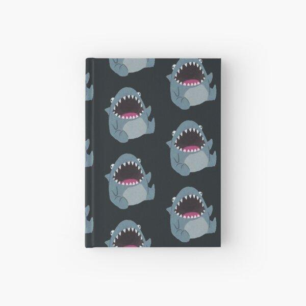 Anxiety Shark Hardcover Journal